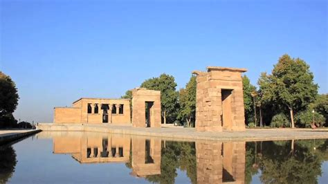 temple of debod madrid spain travel madrid spain the temple of debod