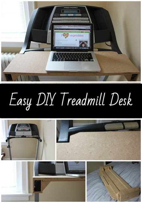 Treadmill Desk Diy My Diy Treadmill Desk Easy Diy The O Jays And Desks