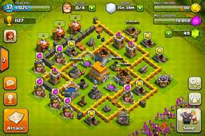 Th6 clash of clans goonsquadelite