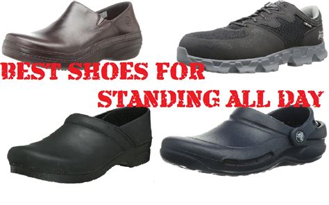 best work shoes for standing best shoes for standing all day at work 2016