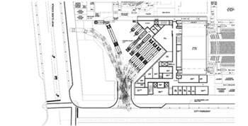 Loading Dock Floor Plan Loading Dock Design Dimensions