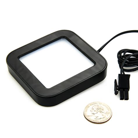 Surface Mount Led Light Fixtures And Play Surface Mount Square Led Puck Light Fixture Ssm Series Surface Puck Lights