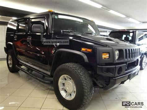 security system 2007 hummer h2 parking system 2007 hummer h2 6 0 v8 luxury alcantara car photo and specs