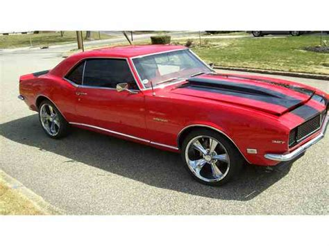 68 rs camaro for sale 1968 chevrolet camaro for sale on classiccars 185