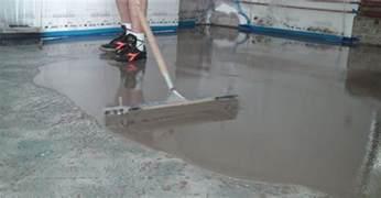 Garage Floor Tile Designs polished overlay tips the concrete network