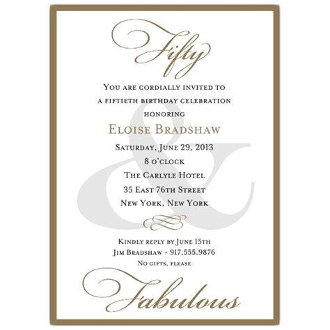 50th birthday card template 50th birthday invitations theruntime