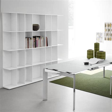 double sided bookcase room divider calligaris division room divider bookcase