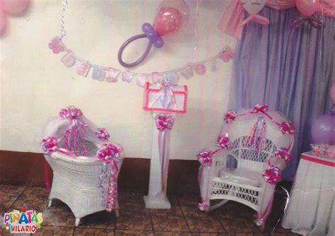 Rental Place For Baby Shower by Rentals 187 Pinatas Hilario Supplies