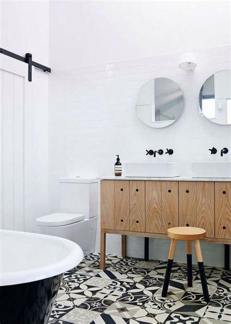 baignoire scandinave la salle de bain scandinave en 40 photos inspirantes