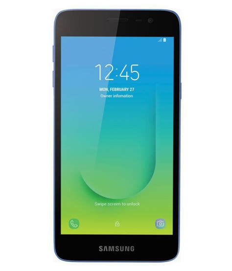 H Samsung J2 Samsung Galaxy J2 8gb 1gb Ram Android Oreo Go Edition Mobile Phones At Low