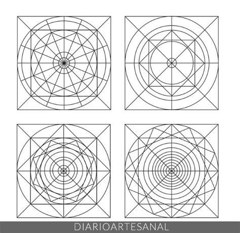 imagenes como hacer mandalas plantillas para hacer mandalas de forma f 225 cil diario