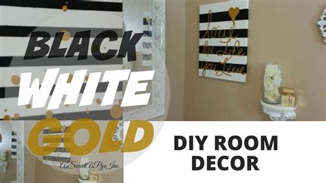 White And Gold Room Decor Black And Gold Bedroom Ideas Net Decor Interalle