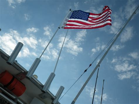 boat flags and holders free flag with the purchase of a rod holder flagpole
