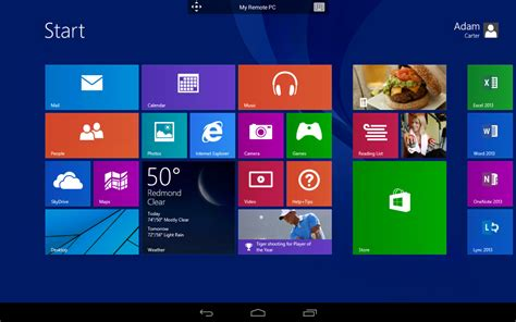 play android apps on pc microsoft launches remote desktop app for android and ios