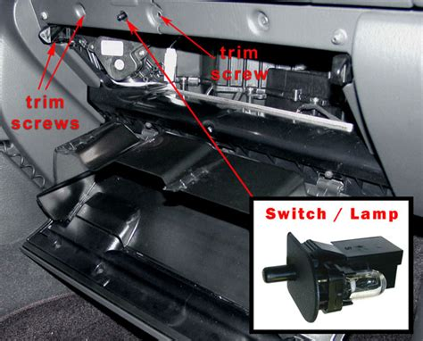 Jeep Grand Cherokee Wj Lamps And Lighting Bulb Removal