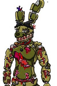 Fnaf 3 female spring trap by metaknighta on deviantart