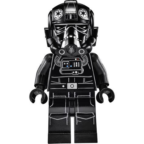 Lego Starwars Tie Fighter lego wars ucs imperial tie fighter pilot with blaster minifigure