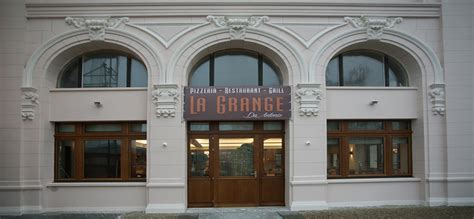 Resto La Grange by Restaurant Pizzeria La Grange Da Antonio Yverdon Les Bains