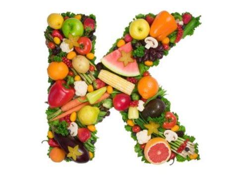 alimenti con la vitamina k vitamina k negli alimenti quali ne contengono