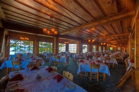 Lake Hotel Dining Room by Lutsen Resort Lakeside Lodging Picture Of Lutsen