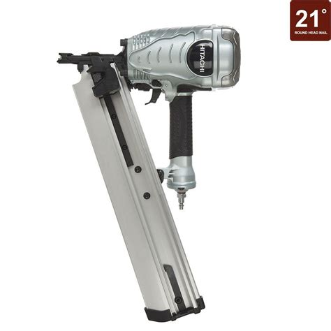 hitachi 3 1 2 in 21 degree plastic collated framing