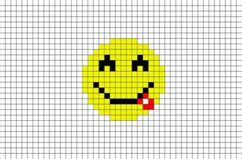 face savouring delicious food emoji pixe– brik