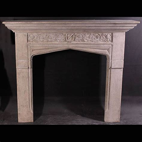 Effect Fireplace Surrounds by Surround Effect Resin Tudor Fireplace