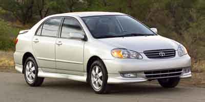 2004 toyota corolla review, ratings, specs, prices, and