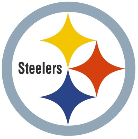 pittsburgh steelers logo google search silhouette nfl vector logos cliparts co