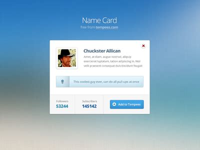 free name card psd template by zoltan mitlik dribbble