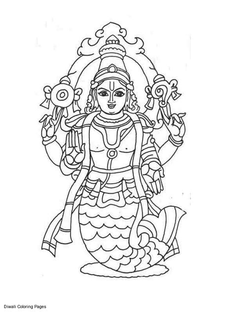 coloring pages of goddesses for free free hindu gods