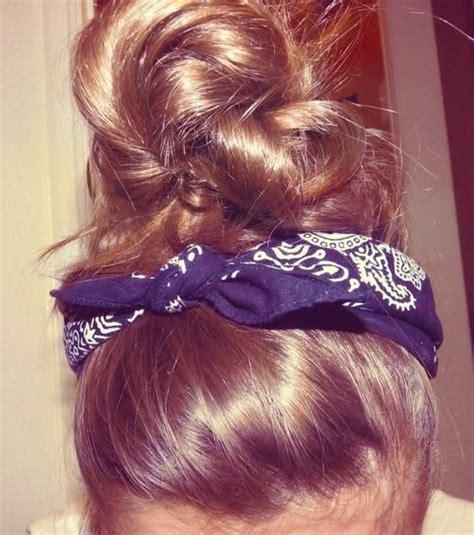 country style haircuts 25 best ideas about bandana hair on bandana