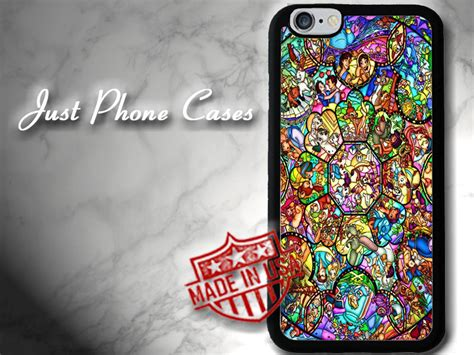Disney All Character Iphone 4 4s 5 5s 6 6s 6 Plus 6s Plus disney phone all characters stained glass iphone 6 plus iphone 6 iphone 5 5s