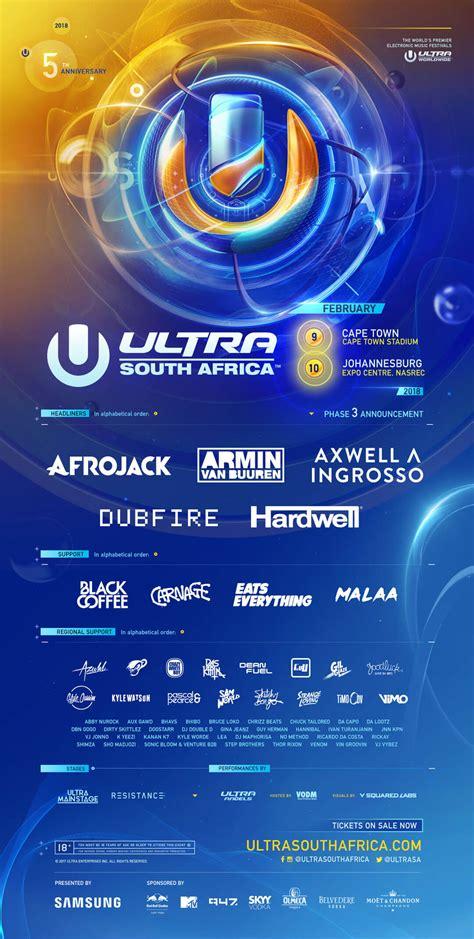 ultra south africa lineup 2019 mr cape town ultra south africa finalizes fifth year lineup ultra festival