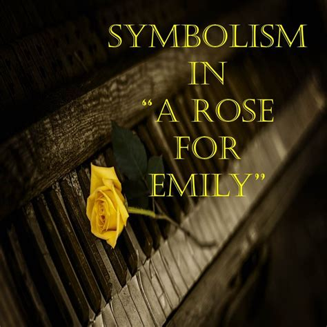 critical essay analysis of a rose for emily