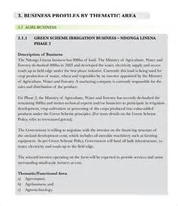 Business Profile Template Free by Sle Business Profile 5 Documents In Pdf