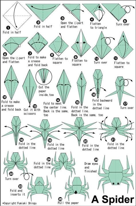 Origami Forest Animals - 25 best ideas about easy origami animals on