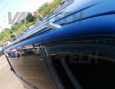 roof curtain rail vw t5 t5 1 t6 swb lwb stainless steel roof rails roof