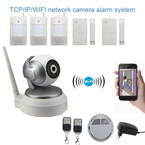 2014 best indoor ip security home security alarm