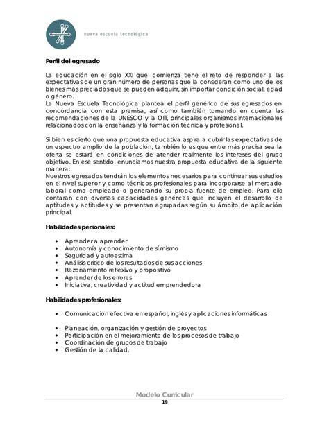Modelo Curricular Generico 3 modelo curricular y pra 225 ctica docente net