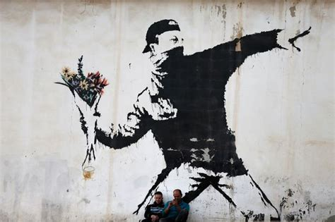 Great Graffiti Artists Banksy Timeline The Rise Of The World S Most