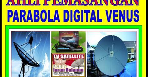 Parabola Tv Digital toko parabola tangerang pasang parabola hd
