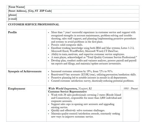 Resume Sle Kfc 100 Resume For Format 28 Images Exles Of Resumes Resume Format Write The