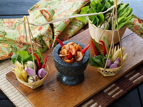 Contemporary Home Style understanding thai food and menus in thailand