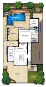 one floor house designs