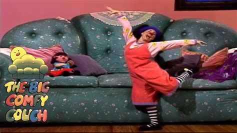 big comfy couch give yer head a shake clownus interruptus the big comfy couch season 3