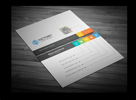 10 Creative Business Card Templates by 25 Free Business Cards Psd Vector Eps Png Format