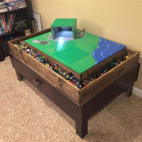 diy wood lego table best 25 lego table ideas on diy lego table lego boys rooms and cool boys room