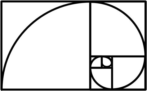 finally got how to create spiral number pattern program the golden ratio go figure