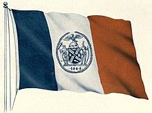 flags of new york city wikipedia